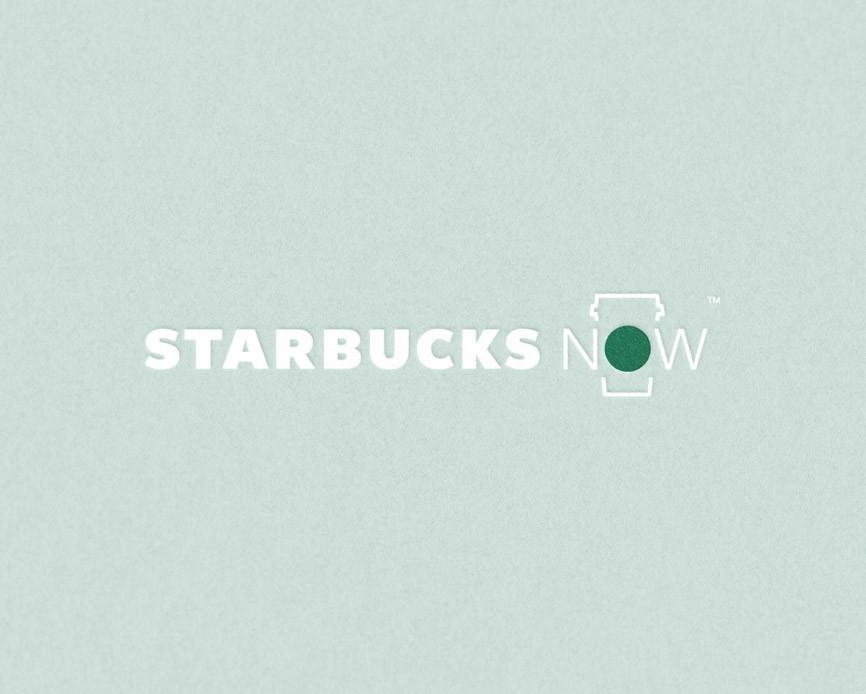 Starbucks NOW